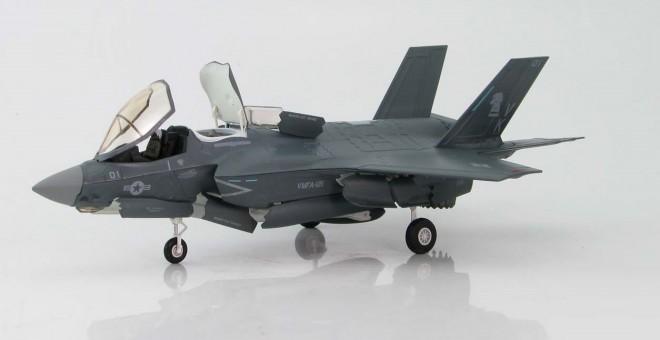 F-35B, 168719, VMFA-121, MCAS YUMA, Arizona Hobby Master HA4603 Scale 1:72