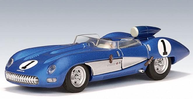 SALE! Chevrolet Corvette SS 1957 Blue  AUTOart 51051 scale 1:43