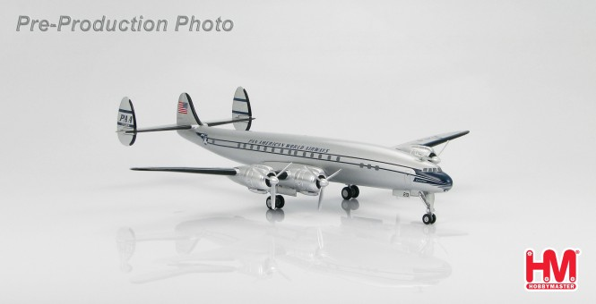 Pan American Super Constellation  Lockheed L-1049G Hobby Master 1:200 Scale HL9005
