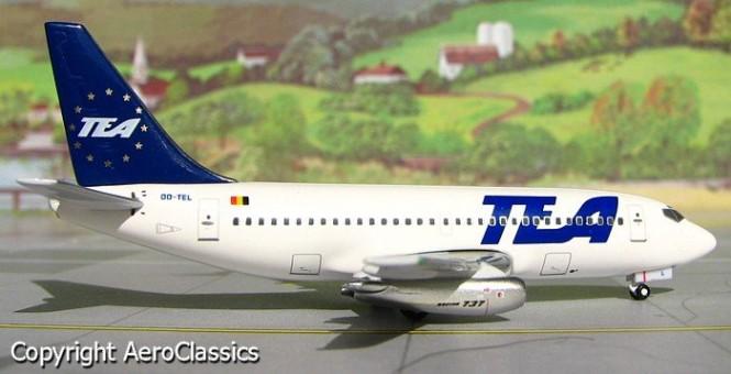 """TEA B737-200 """"Antwerpen"""""""