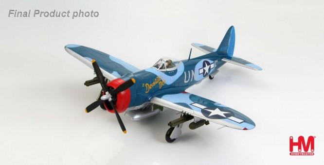 "P-47M Thunderbolt  ""Devastatin Deb"", 1945, HA8406,  1:48"