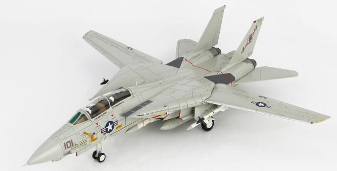 F-14A Tomcat VF-74 Be-Devilers USS Saratoga 1987 HA5215 Scale 1:72