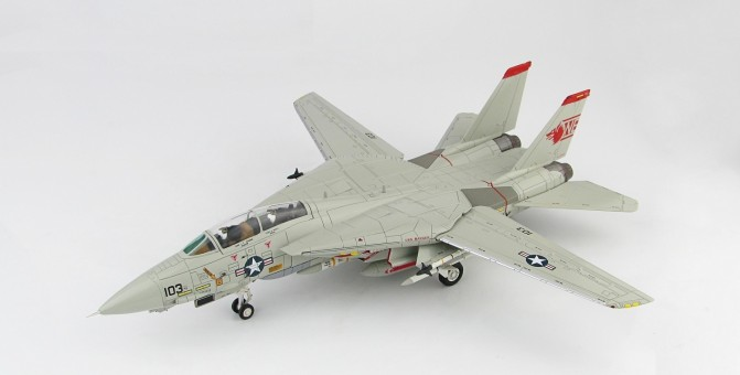 "F-14A Tomcat ""Wolfpack"" 1991 VF-1 HA5224 Hobby Master scale 1:72"