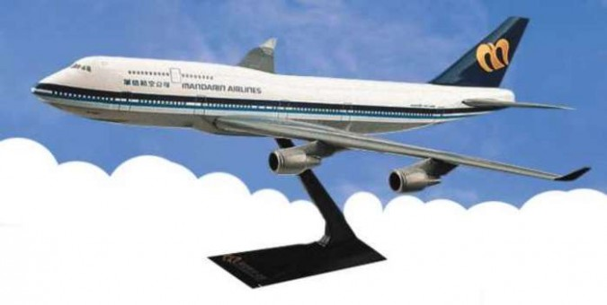 Flight Miniatures Mandarin Airlines Boeing B747