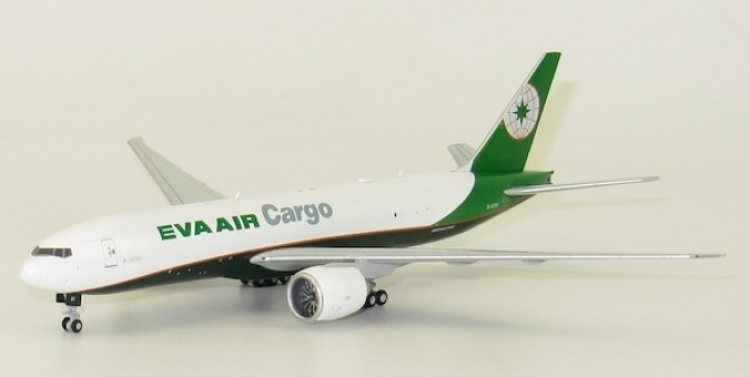 EVA Air cargo Boeing 777F registration B-16781 JC Wings ALB4EVA06 scale 1:400