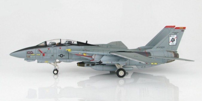 "F-14A Tomcat ""Black Aces"" USS Enterprise 2001 Hobby Master HA5217 Scale 1:72"