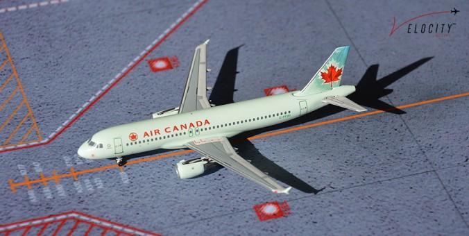 Air Canada A320 C-FFWI Velocity Models 1:400