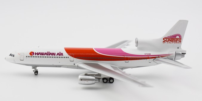 Sun Trips of California Hawaiian Hybrid Lockheed L-1011-1 TriStar N763BE NG Models 31002 scale 1:400