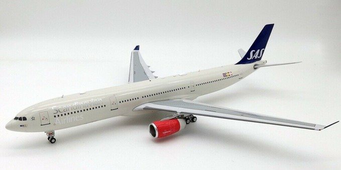 SAS Scandinavian Airbus A330-343 OY-KBN InFlight IF333SK0219 scale 1:200