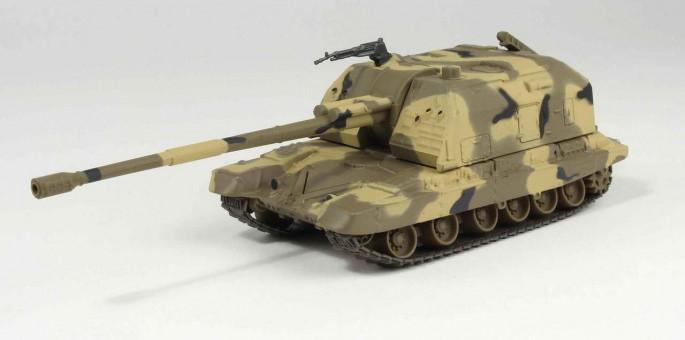 Scale model tank 1:72 BTR-40 2004