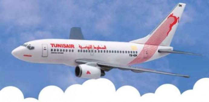 Flight Miniatures Tunis Air Boeing B737