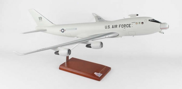 USAF YAL-1A Airborne Laser Boeing 747 crafted Executive Series desktop models B59100 scale 1:100