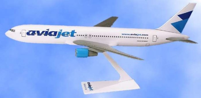 Flight Miniatures Aviajet Boeing B767