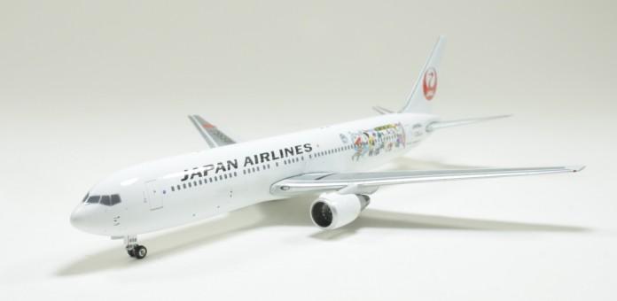 "JAL Japan Airlines B767-300ER ""Doraemon Movie"" JA656J Phoenix 1:400"