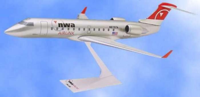 Flight Miniatures Northwest CRJ-200