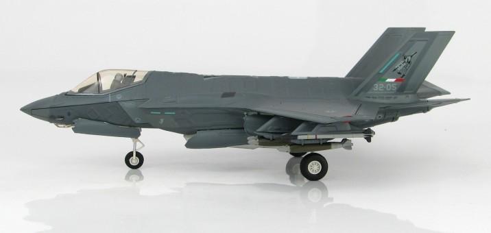 Italian AF F-35A Lightning II 100 years of 13 Gruppo Caccia 2017 Hobby Master HA4415 scale 1:72