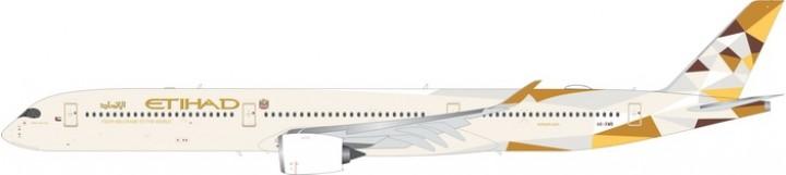 Etihad Airbus A350-1000 A6-XWB die-cast Phoenix 11547 scale 1400
