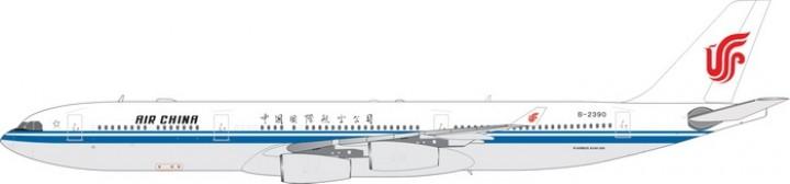Air China  Airbus A340-300  B-2390 Phoenix 11458B diecast scale 1:400