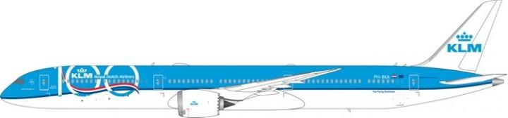 KLM Boeing 787-10 Dreamliner PH-BKA 100 Years Phoenix 11551 diecast scale 1400