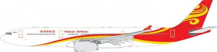 Hainan Airlines Airbus A330-300 Reg. B-8016 die-cast Phoenix 11428 Scale 1:400