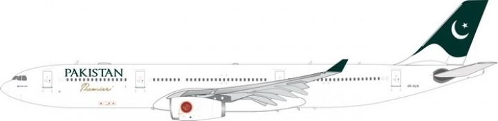 PIA Pakistan Airlines Airbus A330-300 Reg. 4R-ALN die-cast Phoenix 11446 Scale 1:400