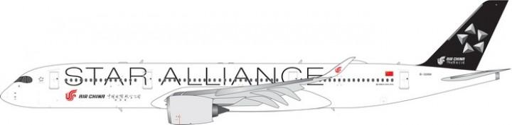 Air China Star Alliance Airbus A350-900 B-308M 中国国际航空公司 Phoenix 11544 scale 1-400