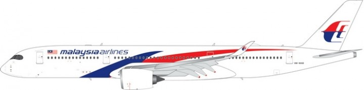 Malaysia Airbus A350-900 9M-MAB Phoenix die-cast 11408 scale 1:400