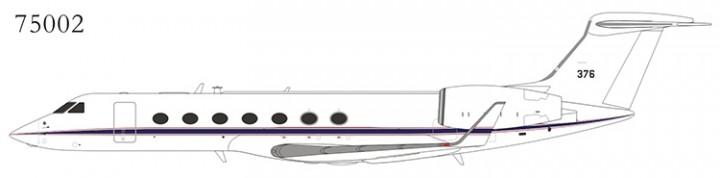 U.S. Navy Gulfstream G550 166376 NG75002 NG Models 1:200