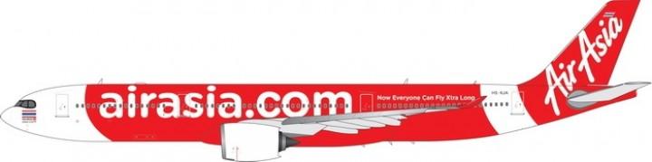 AirAsiaX Thailand Airbus A330-900neo HS-XJA die-cast Phoenix 11567 scale 1:400