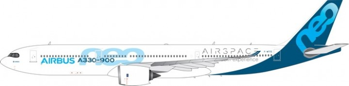 Airbus House A330-900neo F-WTTE die-cast Phoenix 11541 scale 1400