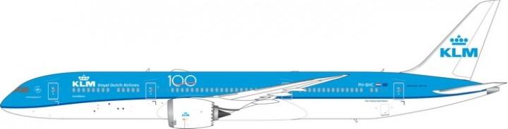 KLM 100 Years Airlines Boeing 787-9 Dreamliner PH-BHC die-cast model Phoenix 11574 scale 1:400