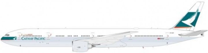 777-300ER Reg# B-KQY W/Stand JCWings JC2MISC486 1:200 XX2486
