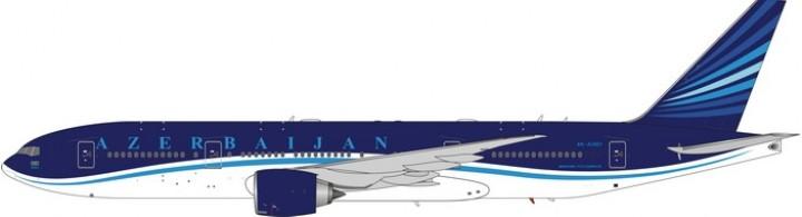 Azerbaijan Airlines Boeing 777-200LR 4K-AI001 Phoenix 11599 scale 1:400