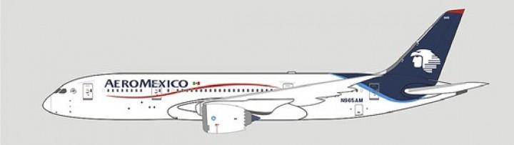 A13133 Aeromexico 787-8 Dreamliner N965AM apollo escala modelo 1:400