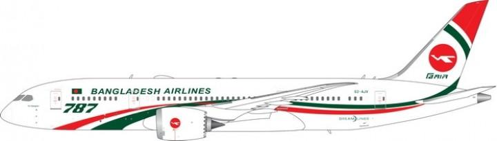 Biman Bangladesh Boeing 787-8  S2-AJV Phoenix 11587 diecast scale 1:400