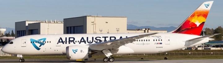 Air Austral Boeing 787-8 Volcano Tail Reg# F-OLRB LH4REU032 1:400