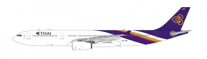 Thai Airways International Airbus A330-200 HS-TER NG models 62002 scale 1:400
