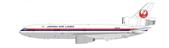 Japan Airlines JAL DC-10-30 JA8542   Scale 1:200