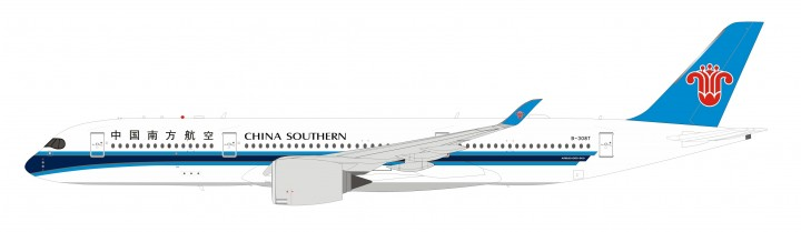 China Southern Airbus A350-900 B-308T 中国南方航空 Inflight  IF350CZ0719 scale 1:200