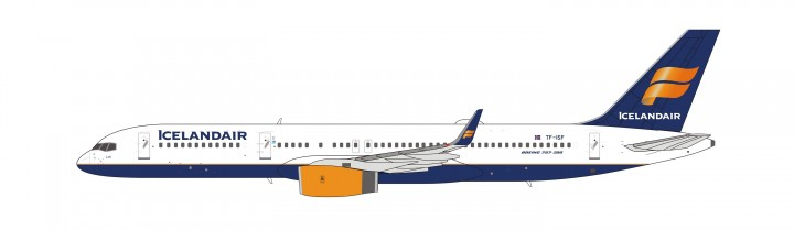 Icelandair Boeing 757-200 winglets TF-ISF NG models 53026 scale 1:400