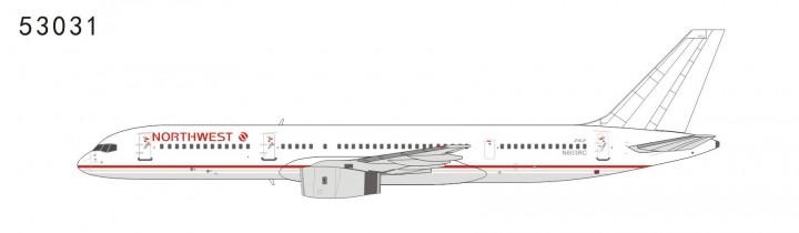 Northwest Airlines 757-200 N603RC Republic scheme (1:400) NG53031