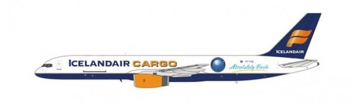 Icelandair Cargo 752F Absolutely Fresh TF-FIG NG Models 53079 scale 1400
