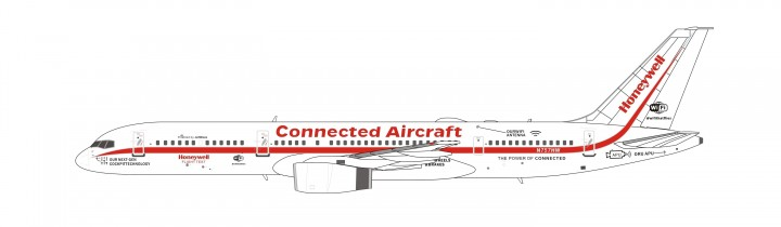 Honeywell Aviation Services Seven Fifty Seven RB11 External Test Engine N757HW