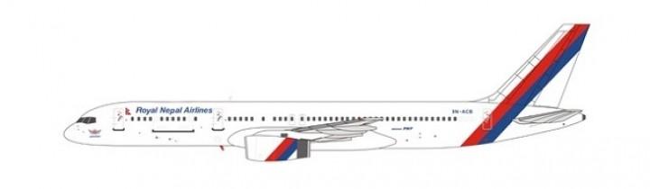 Royal Nepal Airlines 752 9N-ACB NG Models 53088 scale 1400