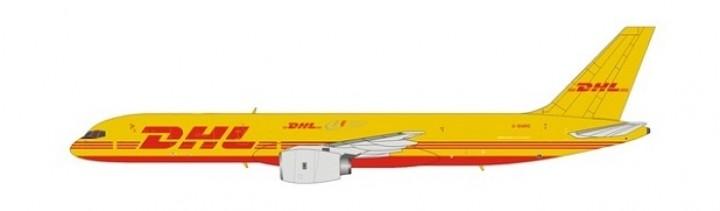 DHL 752PCF F1 Logo G-BMRE NG Models 53069 scale 1-400