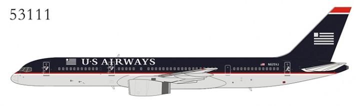 "US Airways 757-200 N625VJ(""snazzy 1997 Darth Vader"" livery)NG53111 NG Model Scale 1:400"