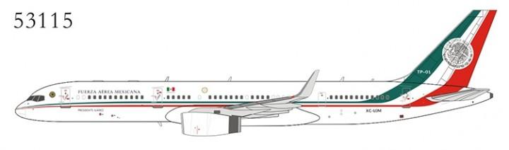 Mexican Air Force 757-200 TP-01 NG53115 NG Model Scale 1:400