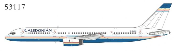 Caledonian 757-200 G-BUDX(hybrid) NG53117 Scale 1:400