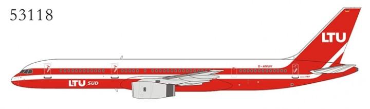 LTU Süd 757-200 D-AMUV(white roof ) NG53118 Scale 1:400