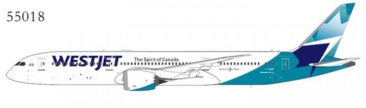 WestJet Airlines B787-9 C-GURP(n/c) NGModel NG55018 Scale 1:400